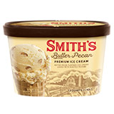 Smiths Butter Pecan Ice Cream