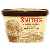 Smiths Peanut Butter Crunch Ice Cream