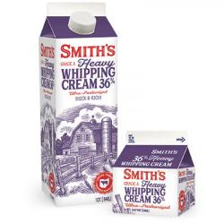 Smiths Heavy Whipping Cream Brands