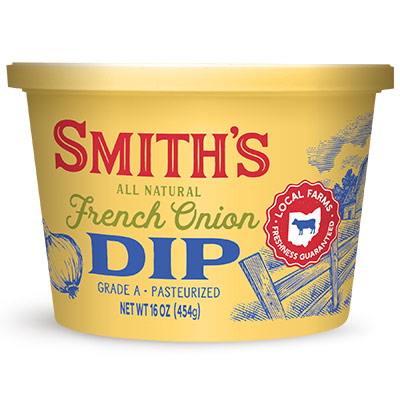 Smiths All Natural French Onion Dip