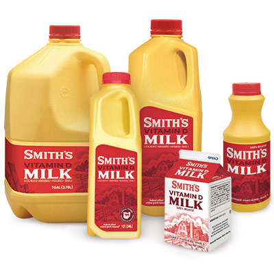 Smith's Vitamin D Milk