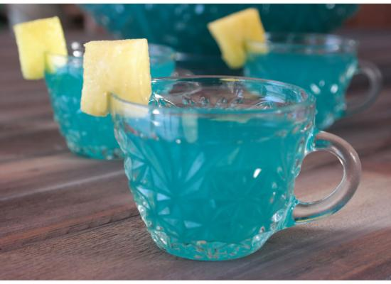 Blue Punch Recipe Smiths Foods