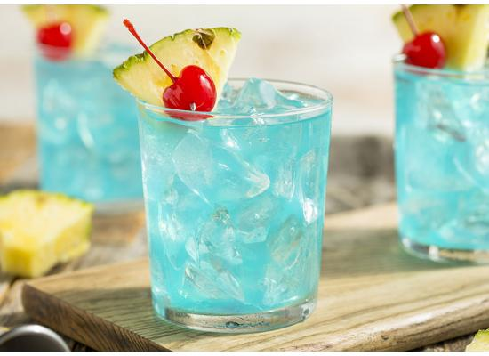 Blue Tropics Party Punch