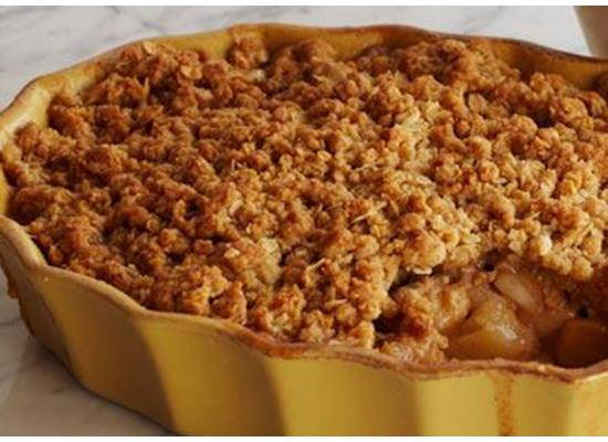 Crispy Top Apple Pie Recipe Smiths Foods