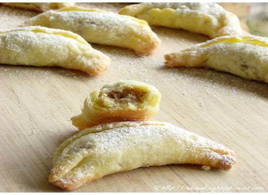 Hungarian Crescant cookies smiths foods