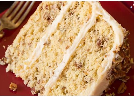 Mocha Pecan Cake Recipe Smiths Foods