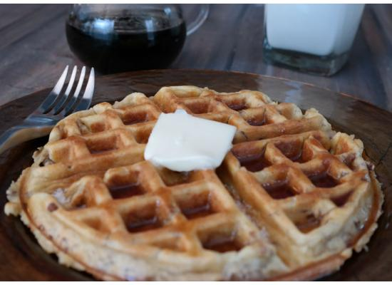 Pecan Sour Cream Waffles Recipe Smiths Foods
