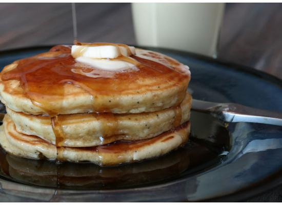 Poppy Seed Eggnog Pancakes Recipe Smiths Foods
