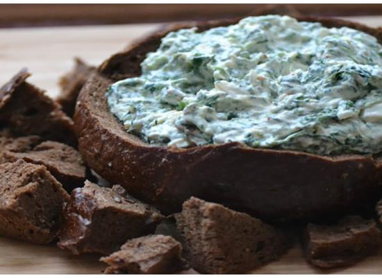Spinach Dip smiths foods