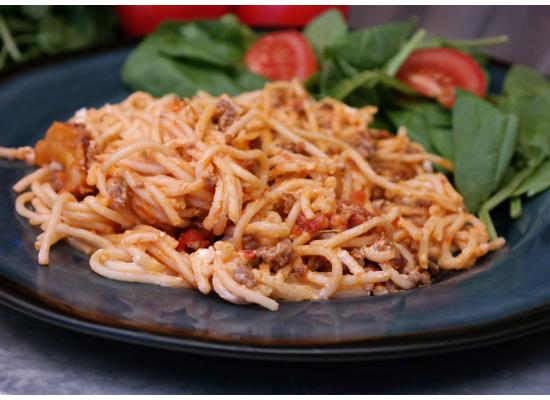 Million Dollar Spaghetti Recipe Smiths Foods