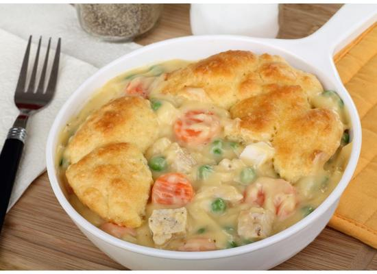 Smiths Food and Beverage Quick Easy Chicken Pot Pie Hero 01