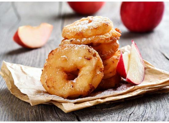 Smiths Food and Beverage Southern Apple Fritters Rings Hero 01