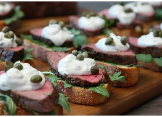 Filet Mignon Appetizer Recipe Smiths Foods