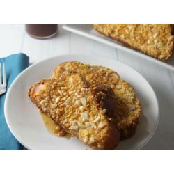 Orange Macadamia Nut French Toast